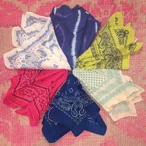 Accessories - Handkerchief Bundle